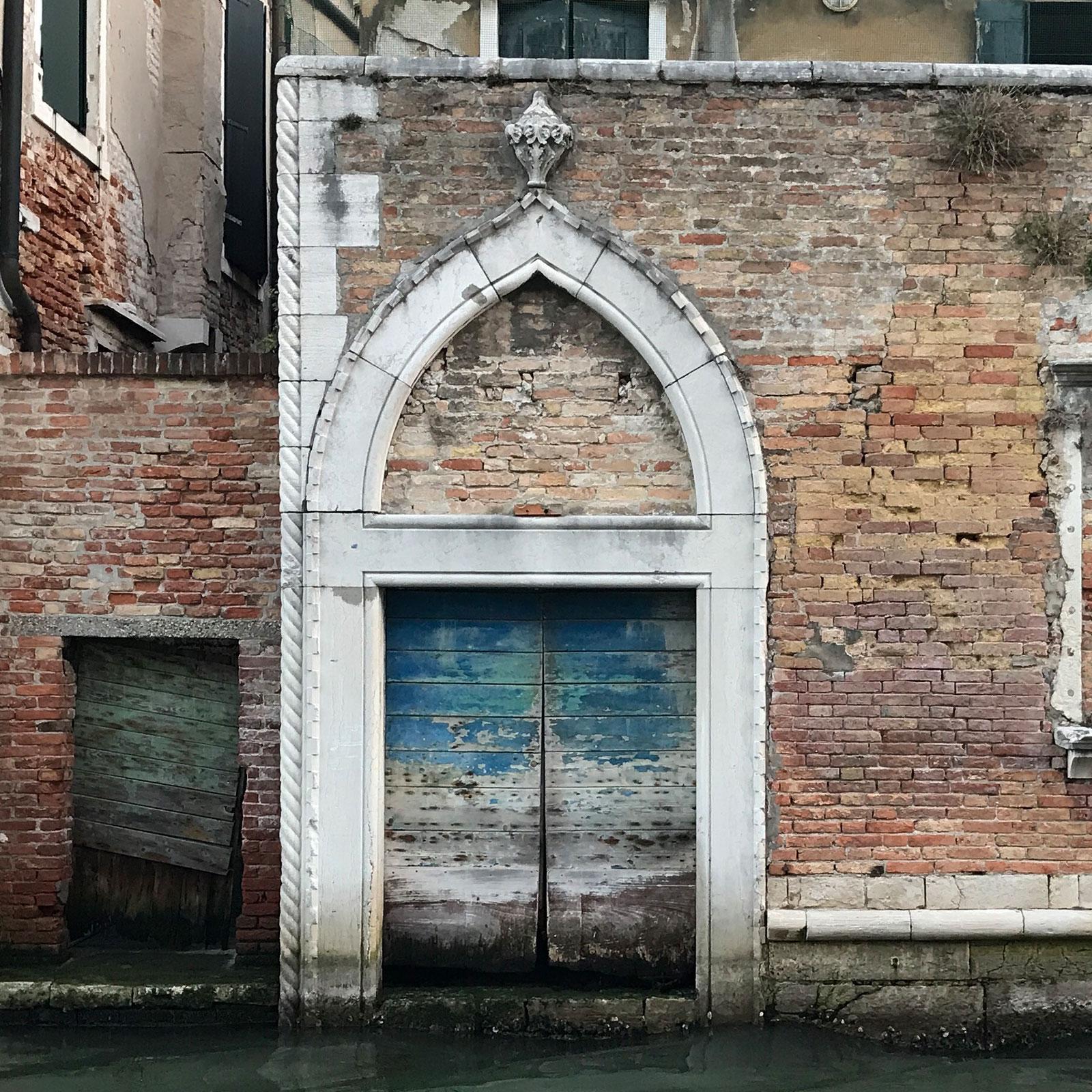 portale canale Venezia